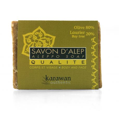 aleppo soap 20 laurel berry